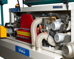 Автоматический кромкооблицовочный станок MFBZX-3