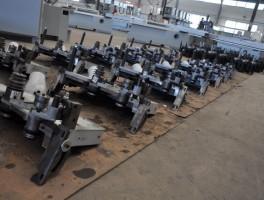 TPS запчасти под заказ, изготовление на ведущих машиностроительных заводах в КНР с помощью автоматических станков с ЧПУ