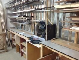 Место для мебели или ниша для бизнесмена