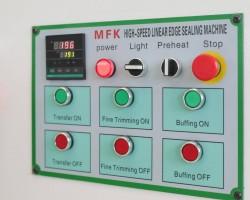 Автоматический кромкооблицовочный станок MFK 203